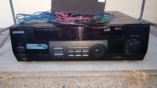 Excelente Amplificador Kenwood Ka-405 - Audio en Mercado