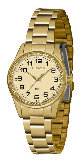 Relógio Lince Analógico Feminino Lrgj099l C2kx