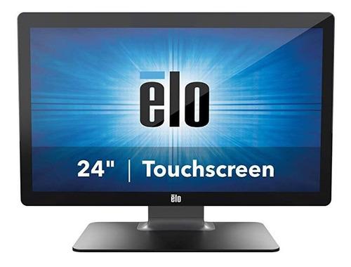 Monitor Elo Lcd 24 Black E350629