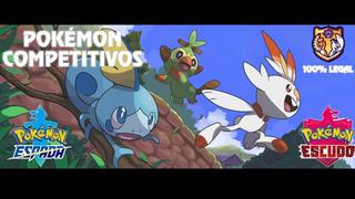 Pokémon Competitivos 6ivs Espada Escudo Full Gen. N.switch