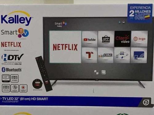 Tv Kalley 32 Smart Tv Bt Hd