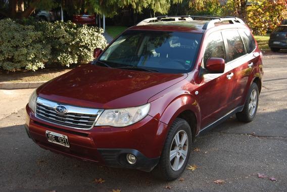 Subaru Forester 2.0 X 5mt Sawd 2010