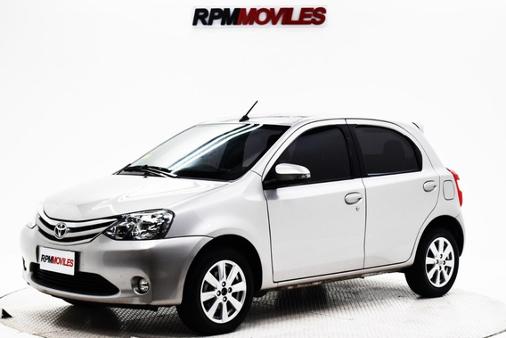 Toyota Etios Xls 1.5 Mt 5p 2017 Rpm Moviles