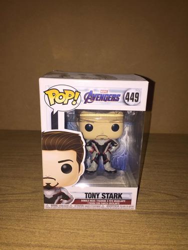 Funko Pop Tony Stark 449