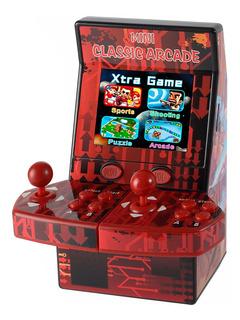 Consola De Juegos Gamepad Juego De Arcade Juguetes Para Niño