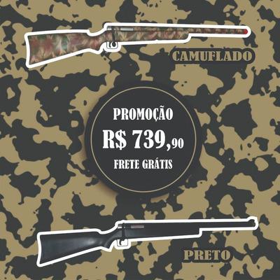 Rifle Airsoft Caseiro 6mm
