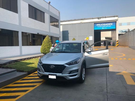 Hyundai Tucson Motor 2.0 2019 Plata 5 Puertas