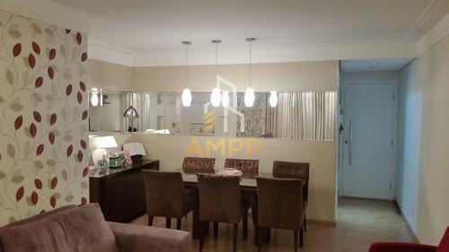 Imagem 1 de 9 de Apartamentos - Residencial - Condomínio Montemagno              - 1125