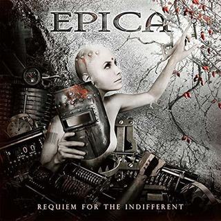 Cd : Epia - Requiem For The Indifferent