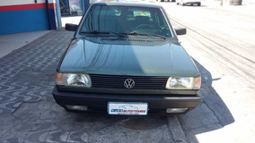 Volkswagen Voyage Argentino 1991 1.9 Turbo Verde