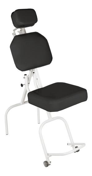 Cadeira De Maquiagem Portátil Shalon