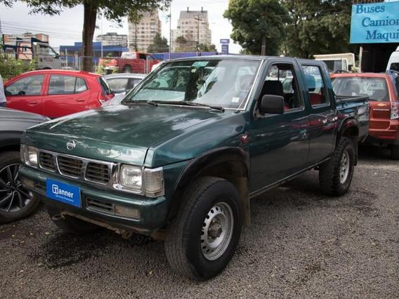 Nissan D21 D21 Dcab 4x4 2003