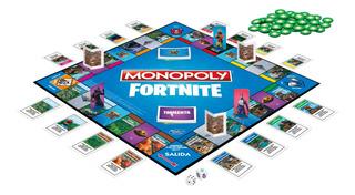 Monopoly Edición Fortnite