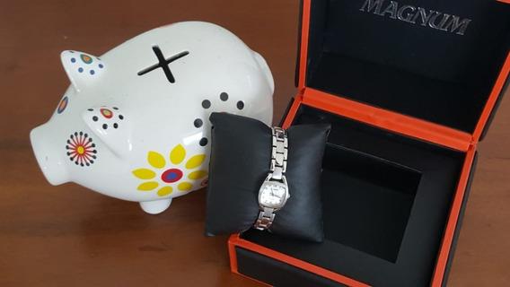 Relógio Feminino Magnum