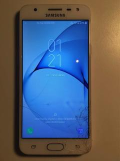 Samsung Galaxy J5 Prime Pantalla Rota Funciona Perfecto!!