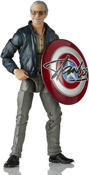 Marvel Legends Avengers Figura Stan Lee - Hasbro E9658