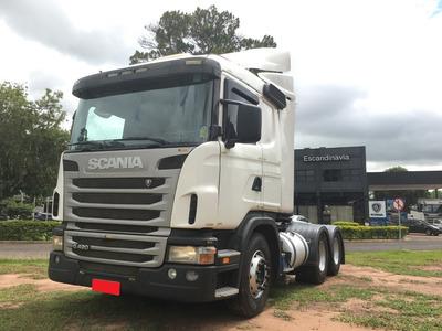 Scania G420 A6x2 2010