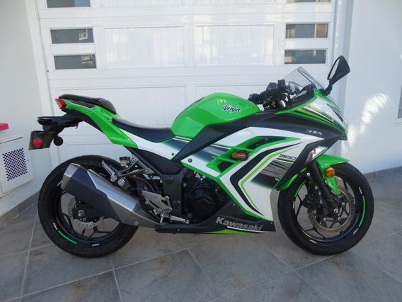 Kawasaki Ninja 300 - Optimo Estado.