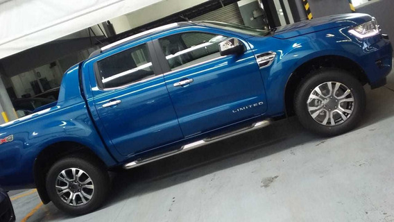 Ford Ranger Diesel 3.2l Cd 4x4 Limited Automatica 0km