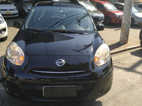 Nissan March 1.0 Flex 2012 Top De Linha