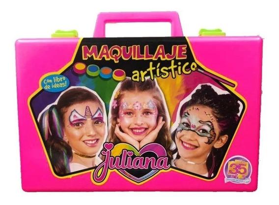 Valija Juliana Maquillaje Artístico Grande