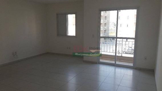 Apartamento Residencial Para Venda E Locação, Vila São José, Taubaté. - Ap0352