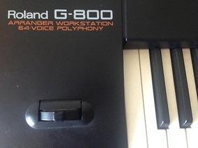 Manual Guia Pratico Roland G800 Ou E96 Em Português