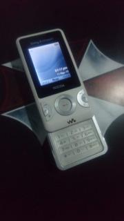 Sony Ericsson Walkman En Caja
