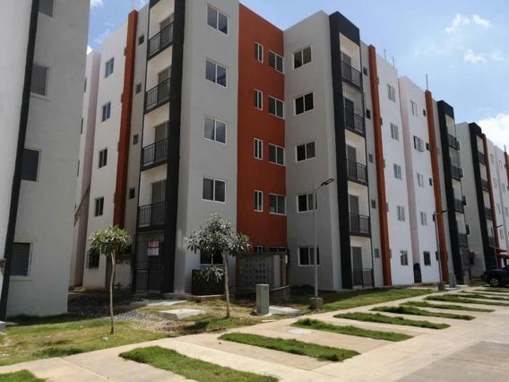 Apartamento En Alquiler Ciudad Juan Bosch, Sde
