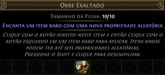 30x Exalted Orb - Standard - Path Of Exile