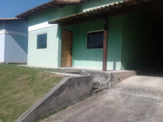Casa Com 2 Quartos E 1 Baneiro, Primeira Locação.