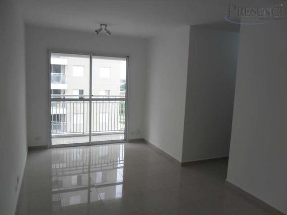 Apartamento Com 3 Dormitórios Para Alugar, 63 M² Por R$ 1.200,00/mês - Jardim Munhoz - Guarulhos/sp - Ap0206