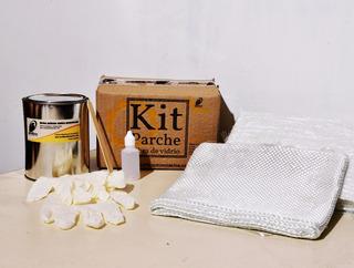 Kit De Tejido Roving+fibra De Vidrio