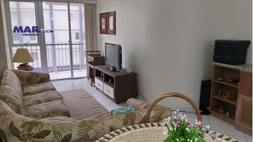 Imagem 1 de 16 de Apartamento Residencial À Venda, Centro, Guarujá - . - Ap11109
