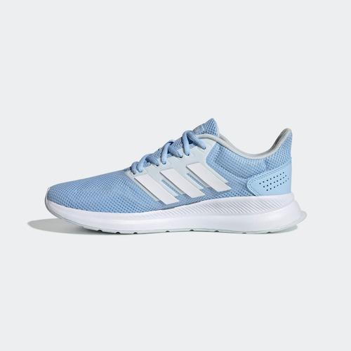 Nadie agenda Adquisición  Zapatillas adidas Runfalcon Mujer Running Lila | Mercado Libre