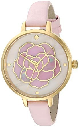 Relógio Kate Spade New York Feminino Rosa - Ksw1257