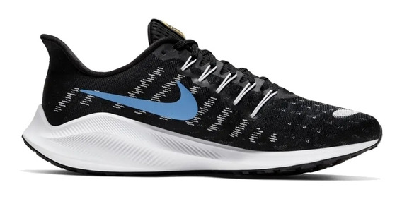 Tênis Nike Air Zoom Vomero 14 Masculino Preto/branco