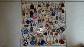 Coleção De Chaveiros Importados E Nacionais - Raridades