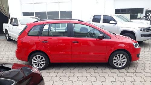Volkswagen Suran Trendline 2012 Balcarce