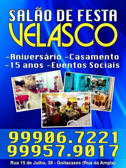 Salão De Festas Velasco