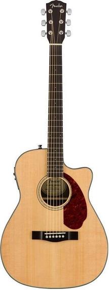 Guitarra Electroacustica Fender Cc-140sce Con Estuche