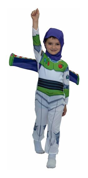 Disfraz Toy Story Buzz Lightyear Original Disney New Toy