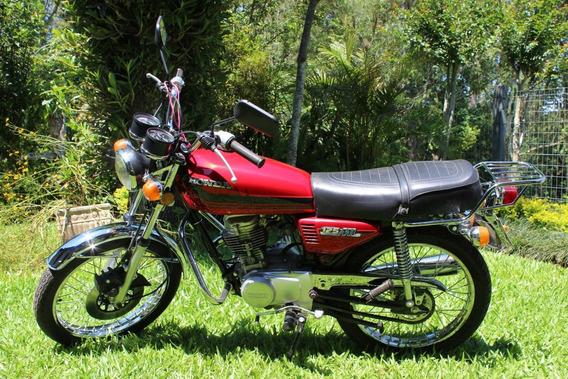 Honda Cg Ml 125 1982 Raridade