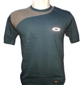 Camisa Camiseta Oakley Refletiva Brilha No Escuro