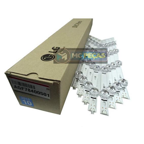 Kit Barramento Led Lg 39lb5600 39lb5800 Nova E Original