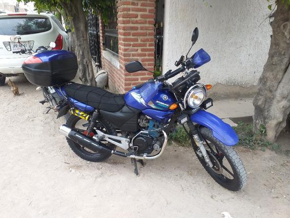 Yamaha Ybr 125 G 2011
