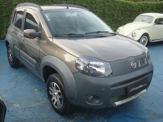 Fiat Uno Way 1.0 4 Portas 2011