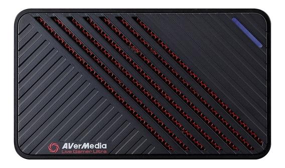 Placa Captura Vídeo Usb Avermedia Live Gamer Ultra Gc553