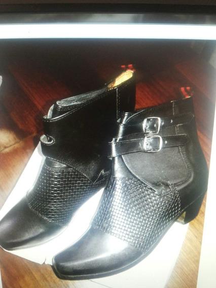 Zapato De Huaso Cuero 24