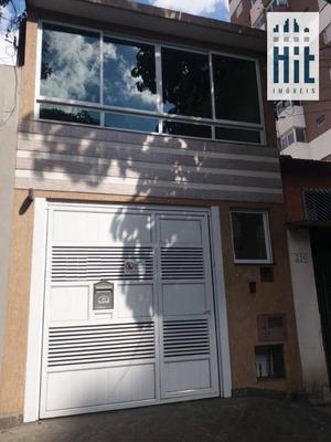 Sobrado Com 2 Dormitórios À Venda Por R$ 1.390.000 - Vila Mariana - São Paulo/sp - So0292